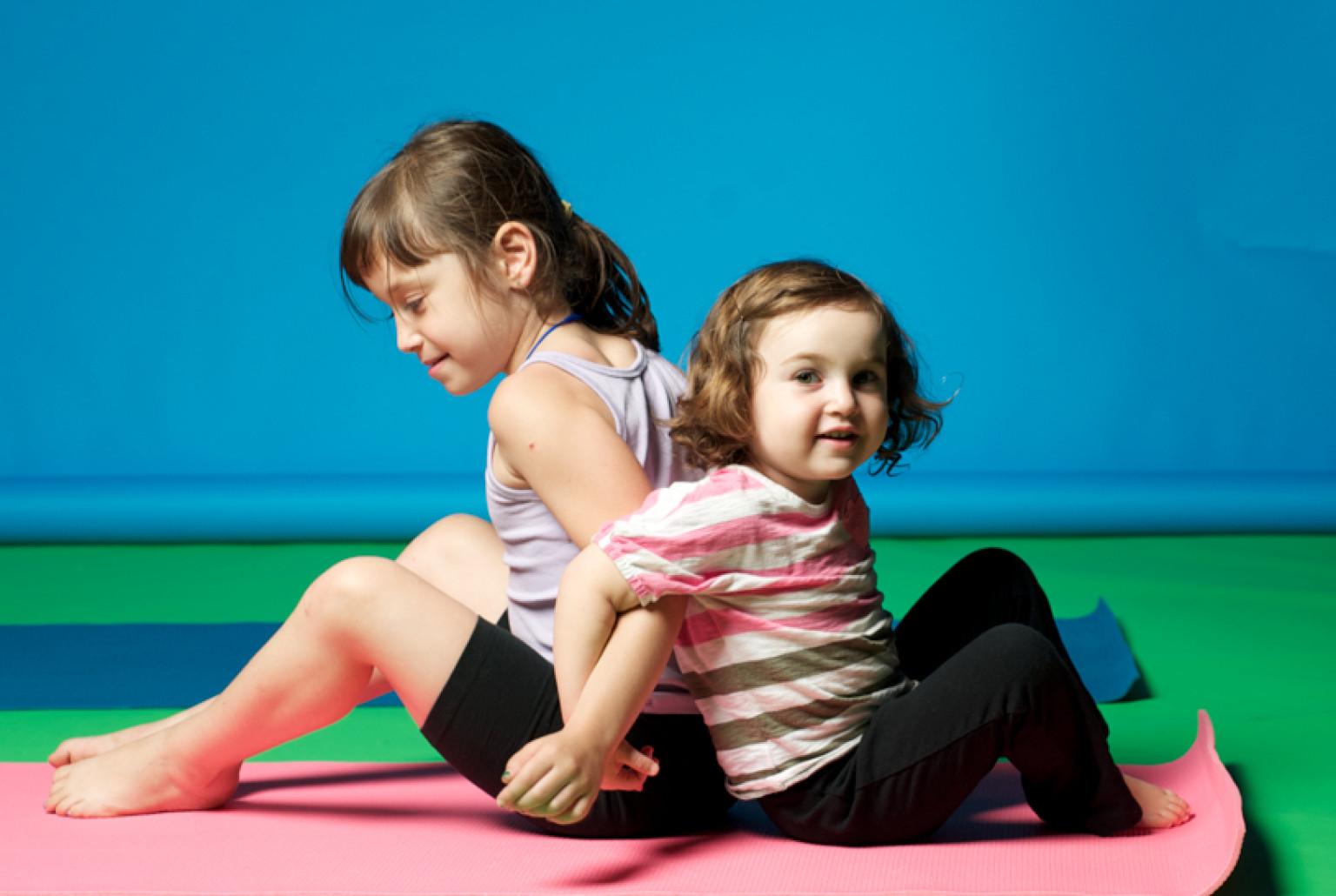 Çocuk Yogasının Faydaları