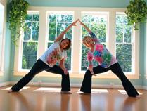 İleri Yaş Yogası