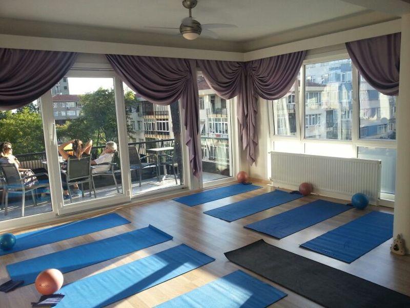 Yoga merkezlerimiz