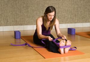 destek yoga